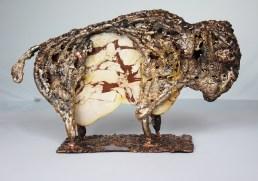 série Buffon - Sweetgrace 3 Sculpture de Philippe Buil