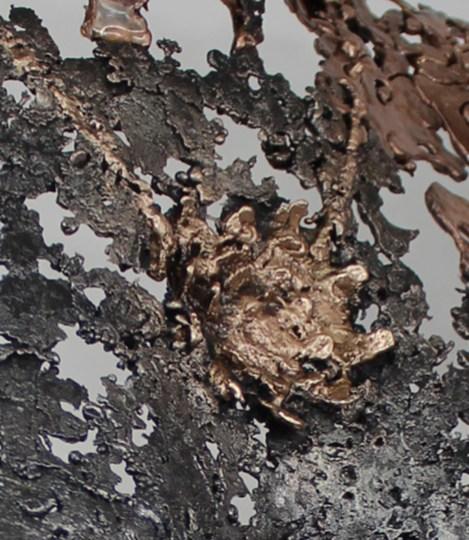 04 belisama aurore sculpture philippe BUIL 5 détail