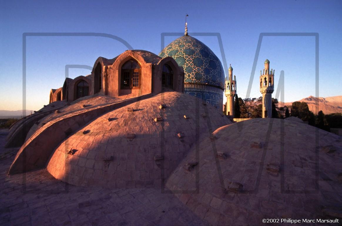 Mahane Mausoleum, Iran