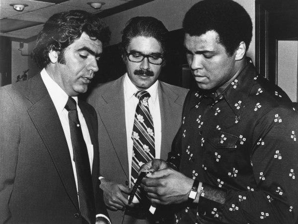 Muhammad Ali Cartier