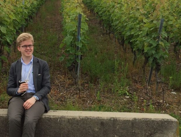 Philippe Caves Ouvertes Vaud 2017