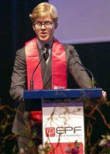 Philippe Graduation