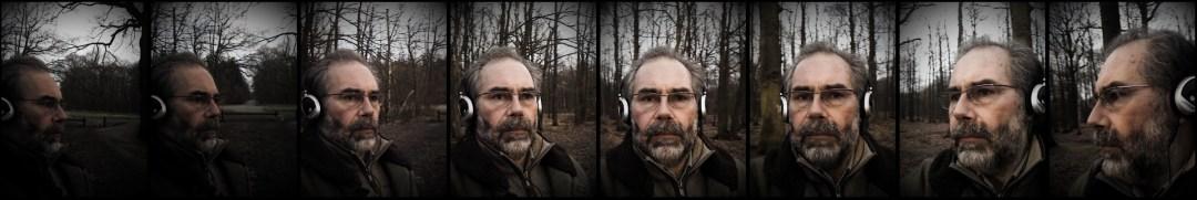 Autoportrait iPhone