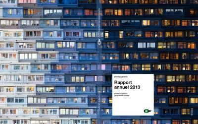 Rapport Annuel CHUV 2013