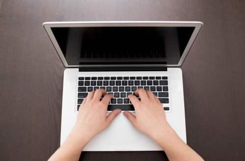 écrire un blog