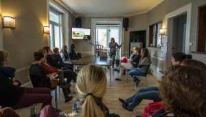 Différentes perspectives théologiques entrent en discussion lors des workshops animés par les étudiants.