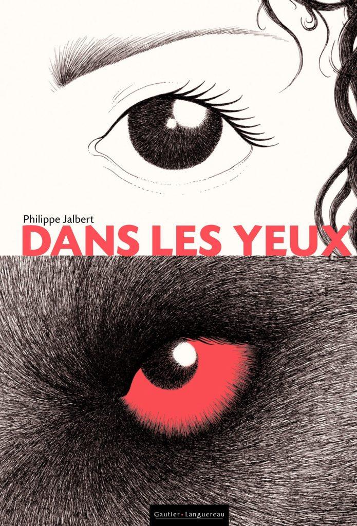 Les Yeux Dans Les Yeux : Relecture, Petit, Chaperon, Rouge, Illustrateur, Jeunesse, Philippe, Jalbert, Auteur