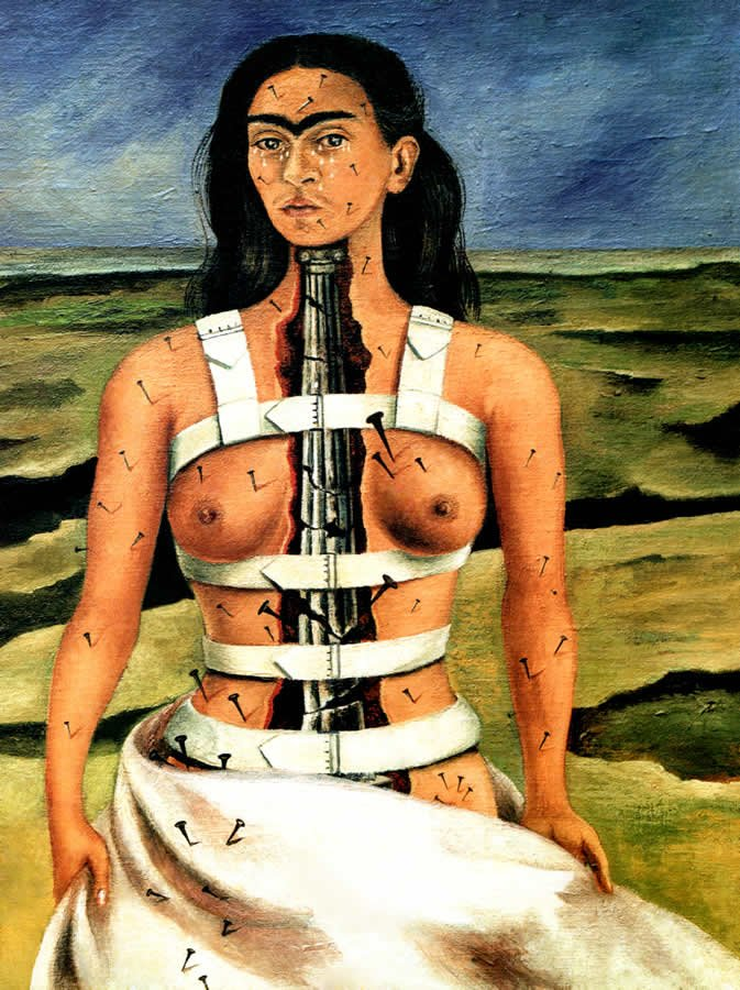 11-colonne-brisee-frida-kahlo-1944