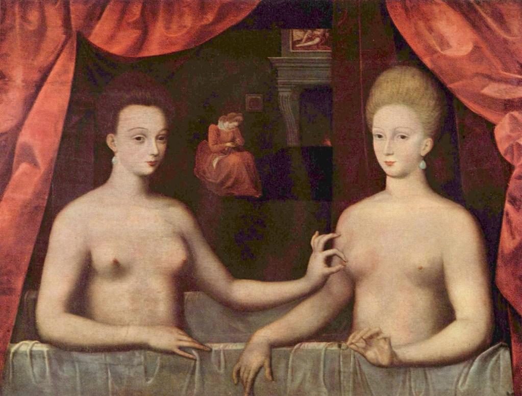 4-gabrielle-destrees-et-une-de-ses-soeurs-ecole-de-fontainebleau-1594