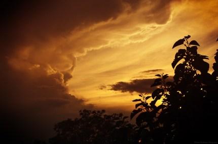 Les crocs du cumulonimbus