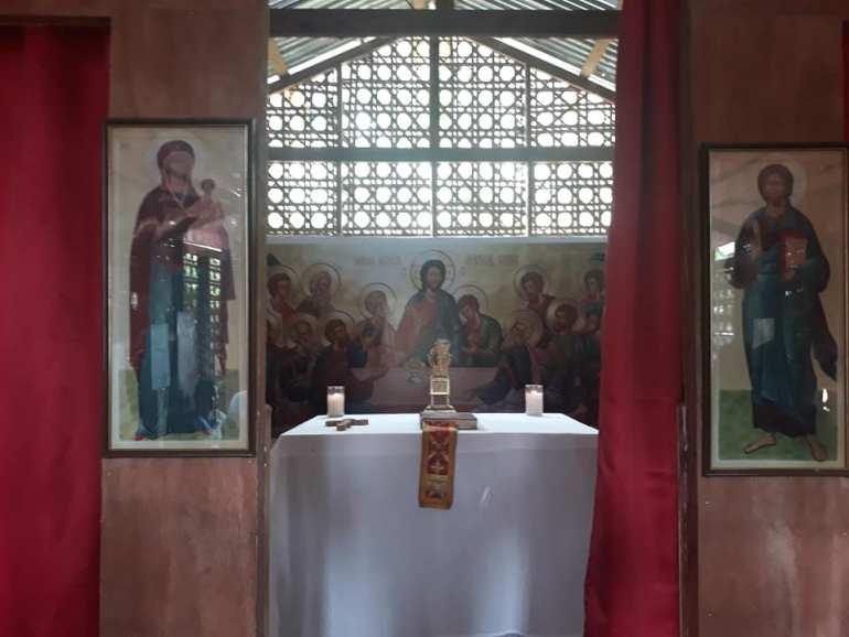 Mamacao chapel
