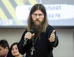 Priest Stanislav Rasputin