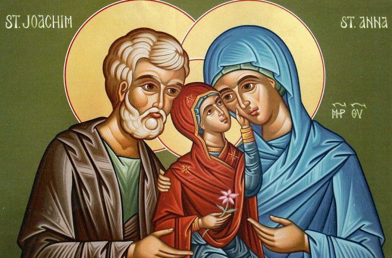 Joachim, Anna, Mary