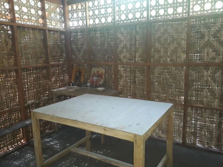 New Altar