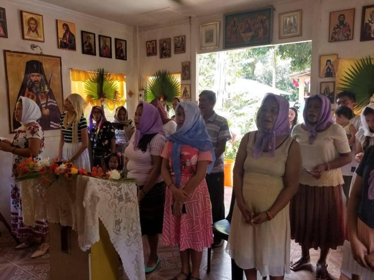 Patronal Feast at Saint John's, Kapehan, Santa Maria