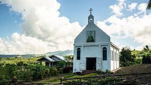 Church of Saint Helen, in Little Baguio