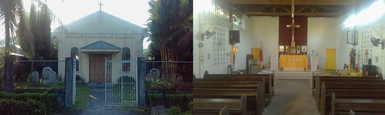St Joseph Church, Kiamba
