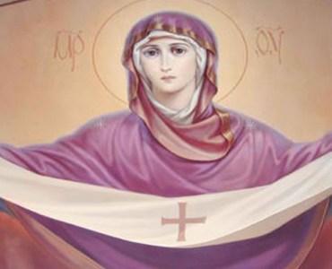 Protection of the Theotokos