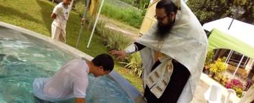 Tagaytay Baptisms