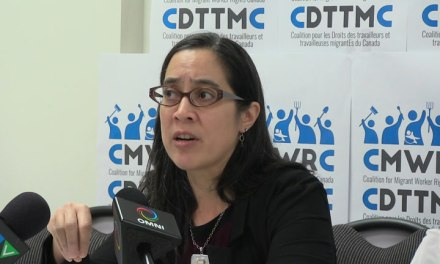 Lawyer Fay Faraday calls for action for migrant workers