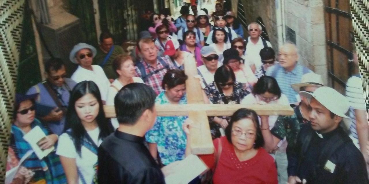 Religion: Pilgrimage to the Holy Land