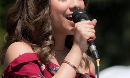 Dela Cruz, 12/21 band perform in Canada Day celebrations