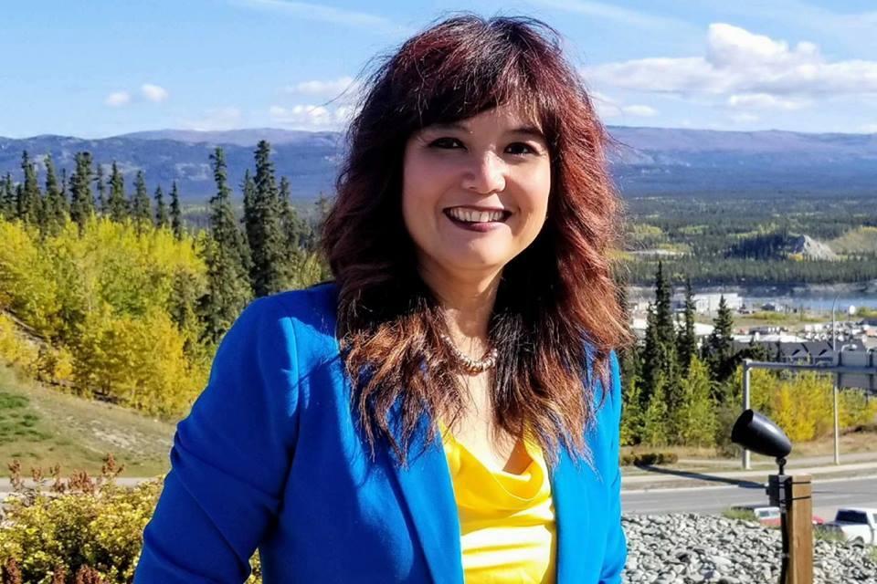 Jocelyn Curteanu seeks third term in Whitehorse