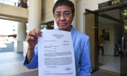 Drop charges against Rappler's Maria Ressa: Carlos Conde