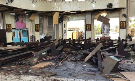 Breaking: Dozens killed in Jolo Cathedral bombing