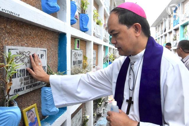 Embattled Bishop Pablo Virgilio 'Ambo' David fights back at Duterte