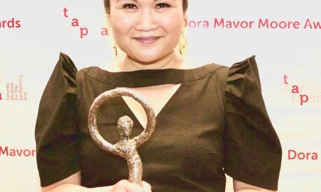 Theatre: Nina Lee Aquino wins three prestigious awards