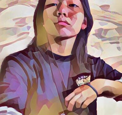 Five years after Haiyan , Tacloban youth creates beautiful emotional artwork
