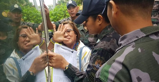 Breaking: US Senate panel bans Philippine officials involved in De Lima detention