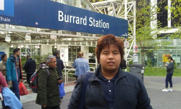 Transportation advocate Daryl Dela Cruz off to Calgary for transit summit