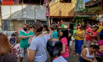 Mountainview Rotary Club launches Philippine relief effort