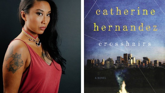 Catherine Hernandez launch second book of fiction