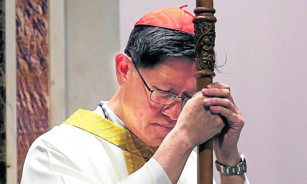 Breaking: Cardinal Tagle tests positive for Coronavirus