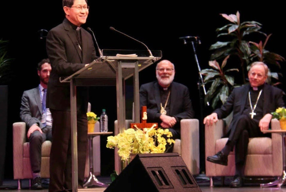 Breaking: Cardinal Tagle recovers from Covid-19