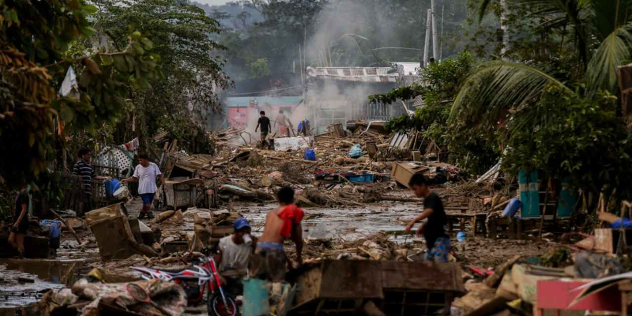 Red Cross launches appeal for typhoon relief