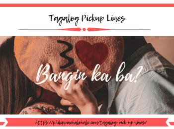 Philippine Halo-halo Learning Tagalog Tagalog Pickup Lines Blog