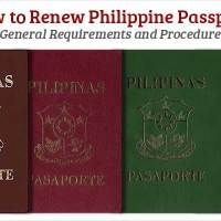 How to Renew Philippine Passport