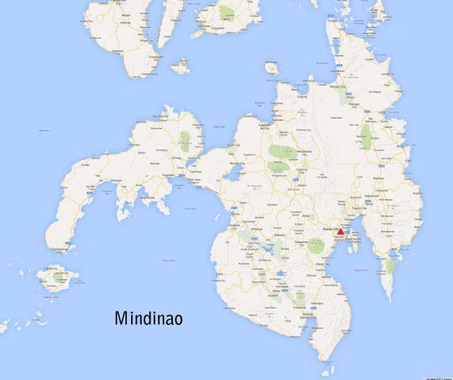 Mindinao Island, Philippines