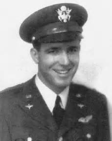 Edgar Whitcomb in uniform, 1940