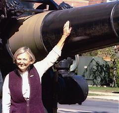 Maynard-Mary-McKay-Submarine-Narwal-gun