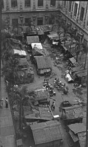 STIC shanties, 1945