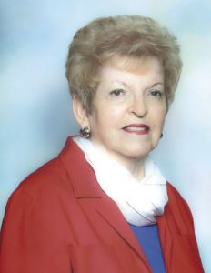 Dr. Mary Jane Hodges Vance