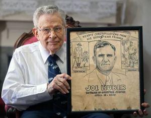 Joe Huber Jr., 2021