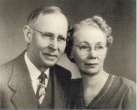 Alonzo and Mayte Anderson, 1946