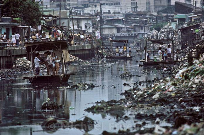 tondo, philippines, trash, poverty, crime, homeless