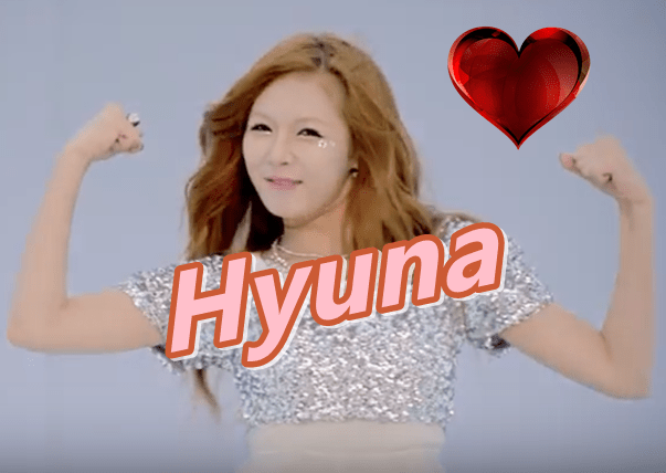PhilippineOne biography of K-Pop superstar, Hyuna